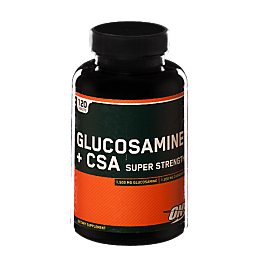 Glucosamine + CSA Super Strength