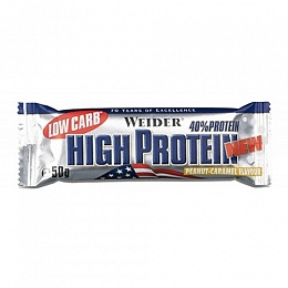 40% High Protein Low Carb Bar